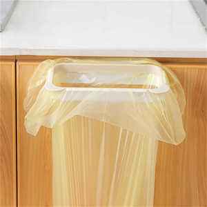 "Image 4 - Creative מתלה אחסון באיכות גבוהה במבוק מקלות אכילה כלוב רב פונקצית מטבח סכו""ם אחסון מתלה מתלה ניקוז מקלחת מדף"