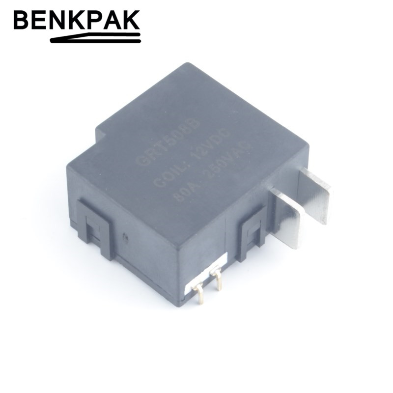 Катушка 12VDC магнитное фиксирующее реле 80A