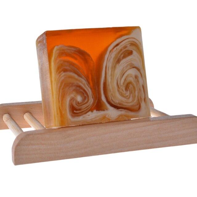 Natural Propolis Handmade Soap Honey Milk Bath Soap Moisten Skin Facial Body Deep Clean Washing Pore Minimizing Care 1 PC 4