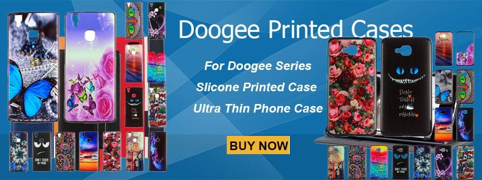 Doogee X6 Case Flip Wallet סוס מטורף בסגנון מקורי עור PU כיסוי עם מעמד לתפקד עם שלושה מחזיק כרטיס מעקב