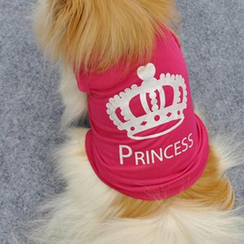 Dog Clothes For Small Dogs Chihuahua Girl Princess Winter Clothes Summer Clothing For Dog Vest Puppy Dog Coat Costumes image