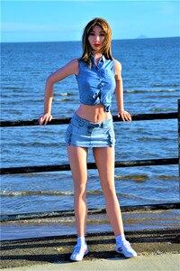 Image 5 - 168センチメートル # あゆみによって海tpe金属スケルトンセックス人形本物のオナホールvajina愛人形男性の人形