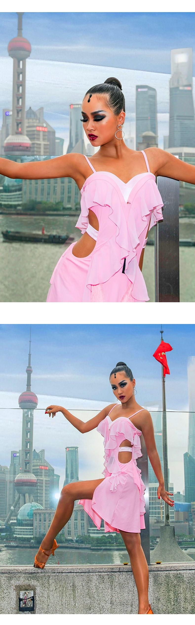 Pink Dance Dresses Dress 7