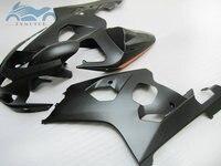 Upgraded Fairings kits for SUZUKI 2004 2005 GSXR600 R750 ABS fairing kit 04 05 GSXR750 GSXR 600 K4 K5 matte black SZ24