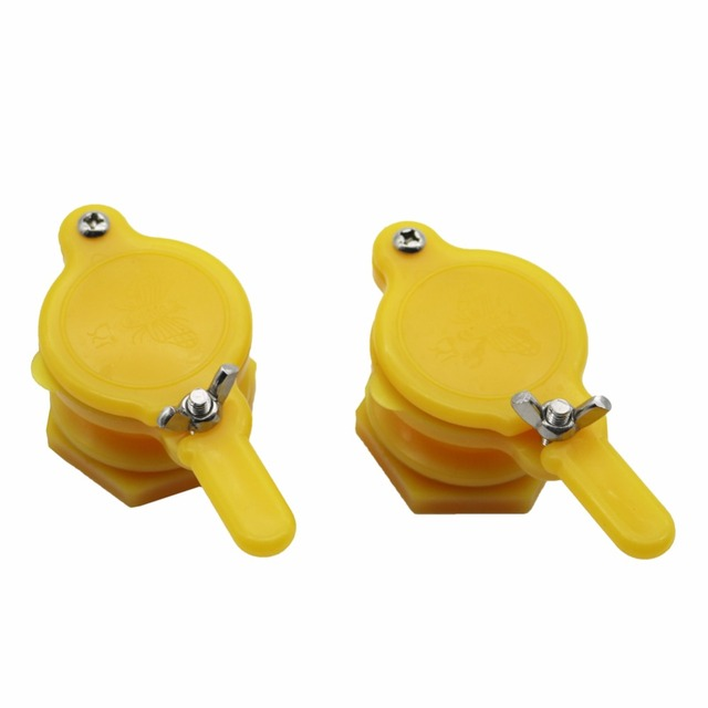 1 pz Miele Delle Api Cancello Miele esportazioni Encapsulator Shake miele macchi