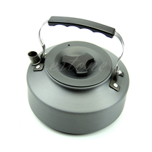 My Kettle 1.1L Portable Outdoor Camping Survival Coffee Pot Water Kettle Teapot Aluminum garrafa shaker