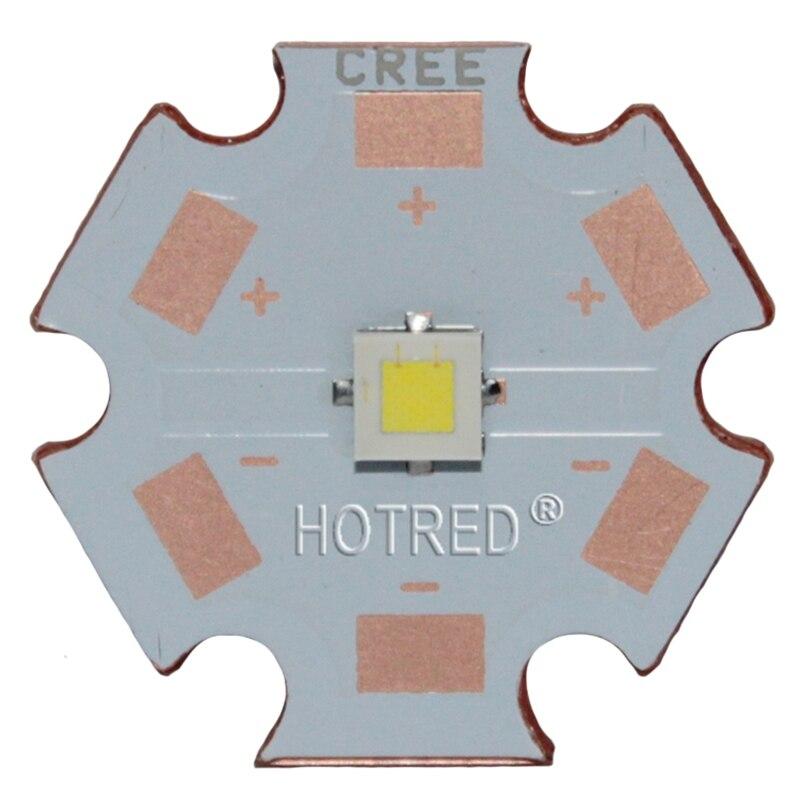 Original CREE XPL HI Led 10W V6 1A 6000K LED Emitter XP-L HI 3535 Led Chip Cool White High Power LED Lamp 1100LM
