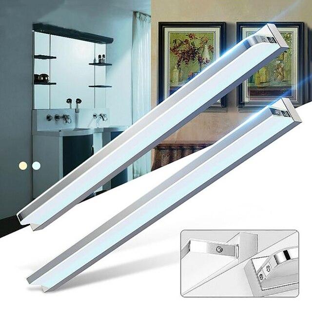 Moderne 120 cm 17 w angle droit style led acrylique salle for Applique salle de bain 120 cm