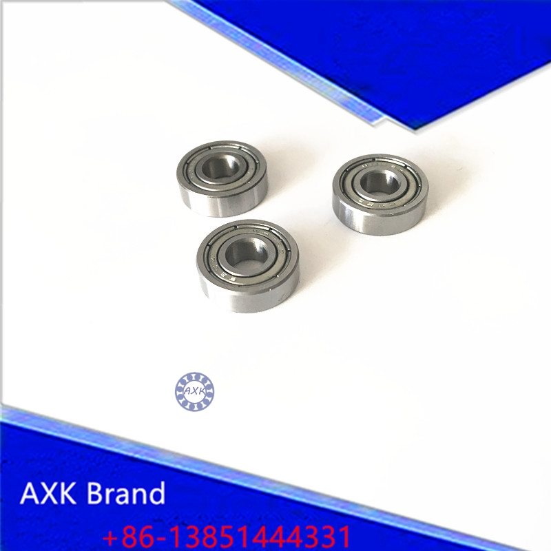 high precise miniature bearing 695ZZ 695-2Z 695-Z 695 5x13x4 mm coming shoe bearing 10pcs skate board bearing 686zz 686 2z 686 z 6x13x5 mm 2015 new coming shoe bearing abec3