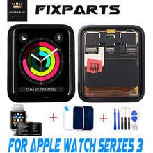 Спорт/сапфир для Apple Watch3 gps + сотовый ЖК-дисплей сенсорный экран сборка Замена для Apple Watch Series 3 ЖК Pantalla
