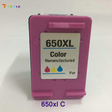 1PCS Black For HP 650xl Ink Cartridge For HP 650 for hp Deskjet 1015 1515 2515 2545 2645 3515 4645 Printer ink for hp650 цена 2017