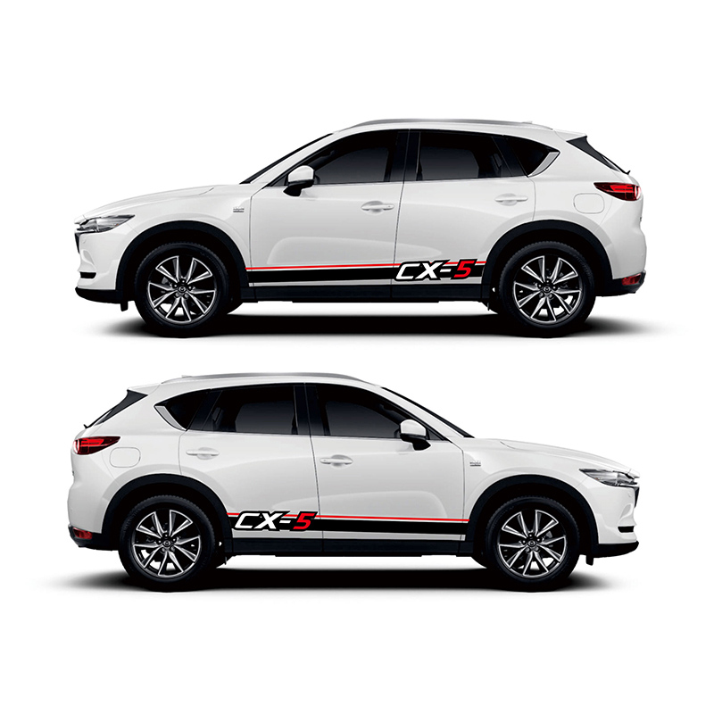 Taiyao Car Styling Sport Sticker For Mazda Cx 5 Mark Levinson Accessories And Decals Auto
