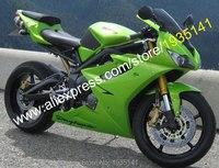 Hot Sales,For Triumph Daytona 675 Parts 2006 2007 2008 Daytona675 06 07 08 Full Green ABS Motorbike Fairing (Injection molding)