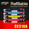 HWDID 1Set CE310 CE310A-313A 126A/a 126 Cartuccia di Toner Compatibile per HP LaserJet Pro CP1025 M275 MFP M175a M175nw Stampante
