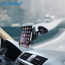Cobao universal accesorios de la tableta 7 8 7.9 9 10 11 pulgadas titular de la tableta del parabrisas del coche tablet pc soporte para el ipad mini air samsung
