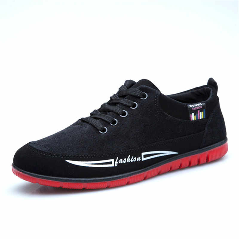 Männer Schuhe männer casual schuhe unisex Licht weige Atmungs Mode männlichen Schuhe turnschuhe Freizeit Flache Fischer Fahren Schuhe 2019