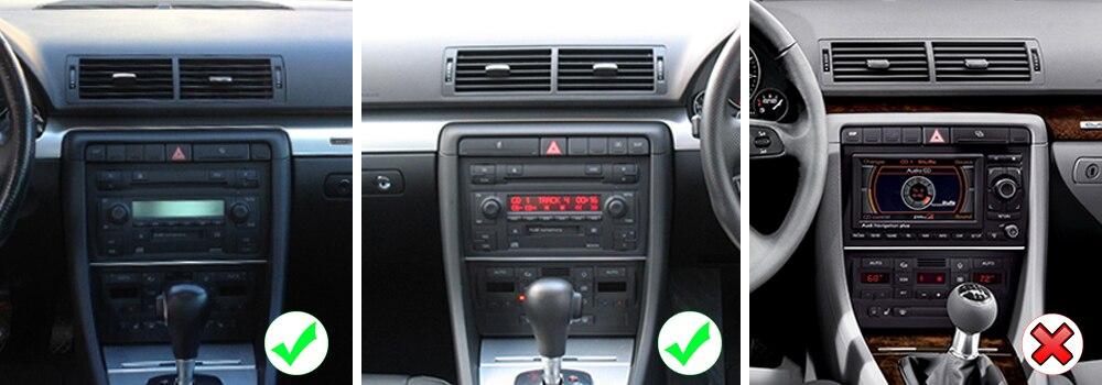 Audi A4-内饰