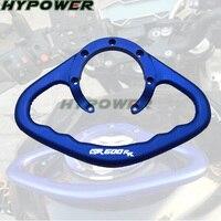 Passenger Handgrips Hand Grip Tank Grab Bar Handle For Honda CBR 600RR CBR600RR 2003 2013 2004 2005 2006 2007 2008 2009 F5 CBR