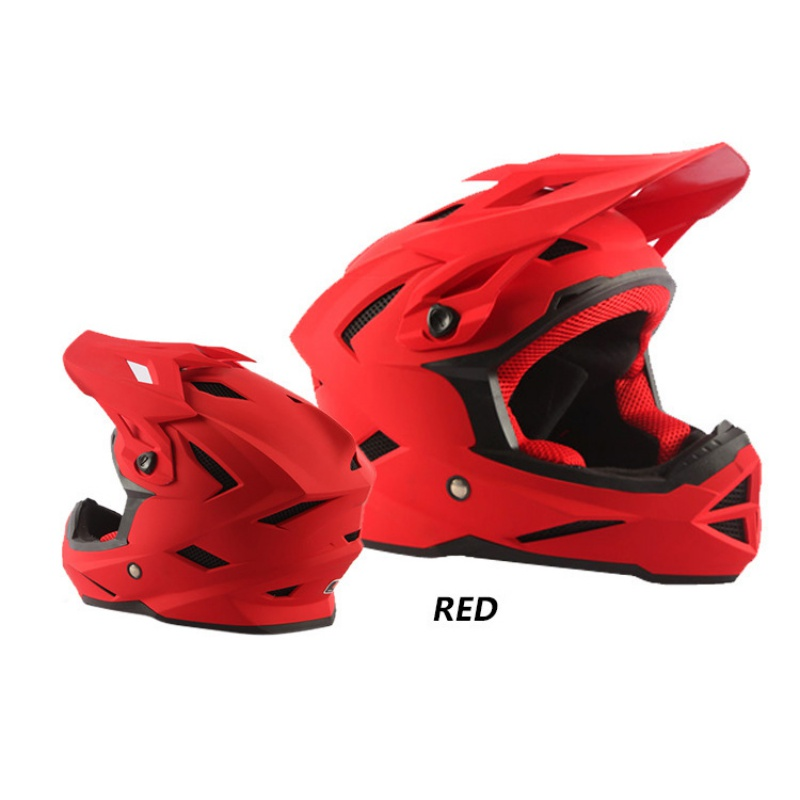 THH off road Motorcycle motocross helmet casco capacetes dirt biker downhill road Protective Gear Motorcycle Accessories crf50 frame battery box dirt pit bike case holder off road motorcycle apollo 110 chinese motocross