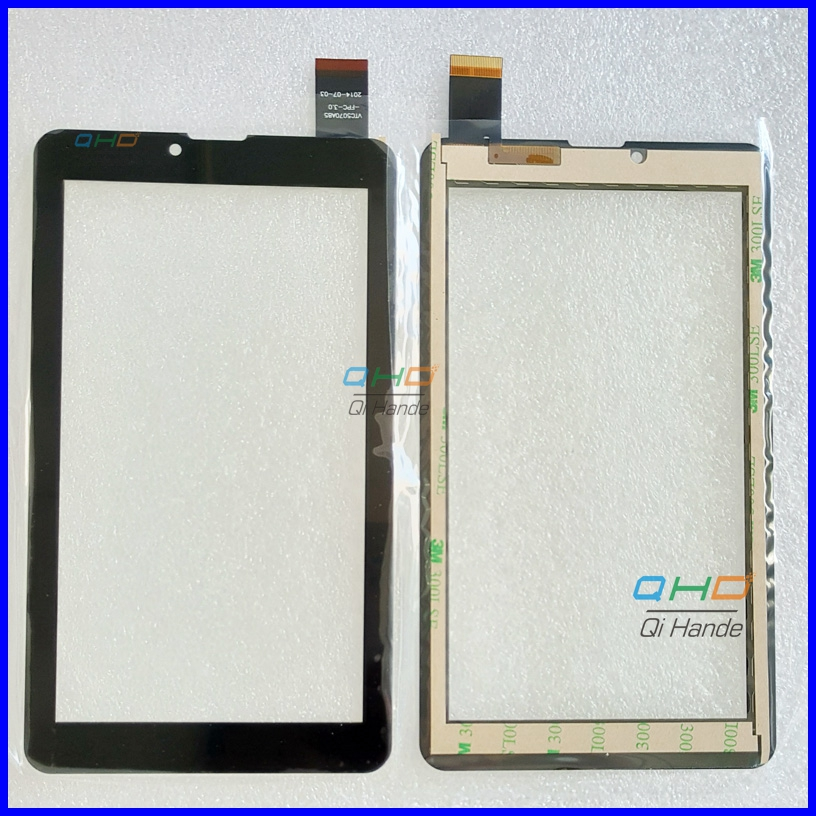 New For VTC5070a85-fpc-3.0 7'' inch Capacitive Tablet PC Touch Screen Panel Digitizer Replacement Free Shipping new 10 1 inch capacitive touch screen panel dxp2 0289 101a fpc glass screen 51pin dxp2 0289 101a fps free shipping 10pcs lot href