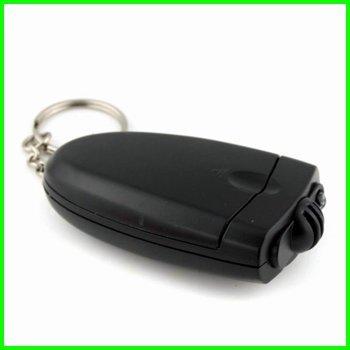 Fashion High accuracy mini compact pocket digital keyring breath alcohol  tester breathalyzer breathalyser