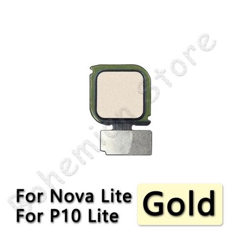 Home Back Button Fingerprint Sensor Flex Cable For Huawei P10 Lite Mobile Phone Repair Parts Multan