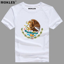 THE UNITED STATES OF MEXICO t shirt logo free custom name number mex t shirt nation