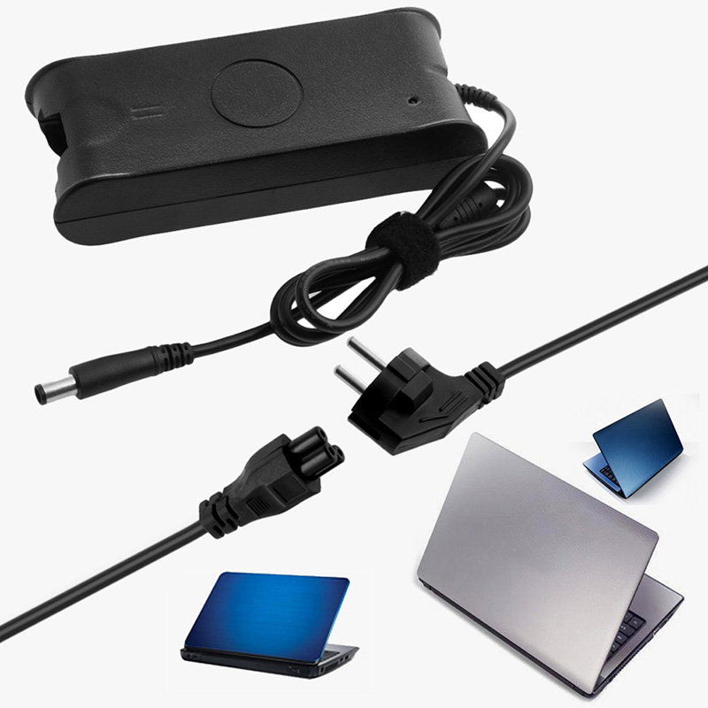 Brand New 19.5V 4.62A 90W AC Laptop Power Supply Adapter Charger For Dell Vostro 1000 1400 1500 1510 1700 1710 High Quality