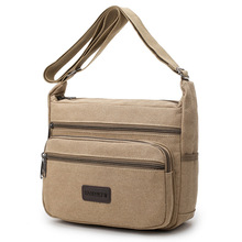 Litthing  Men Bag Crossbody Bags For Shoulder Business Handbags Quality