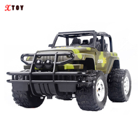 1:18 RC Car 4wd Camouflage Hummer Remote Control Car Gravity Steering Wheel Charging SUV Remote Control off road Vehicle Toys