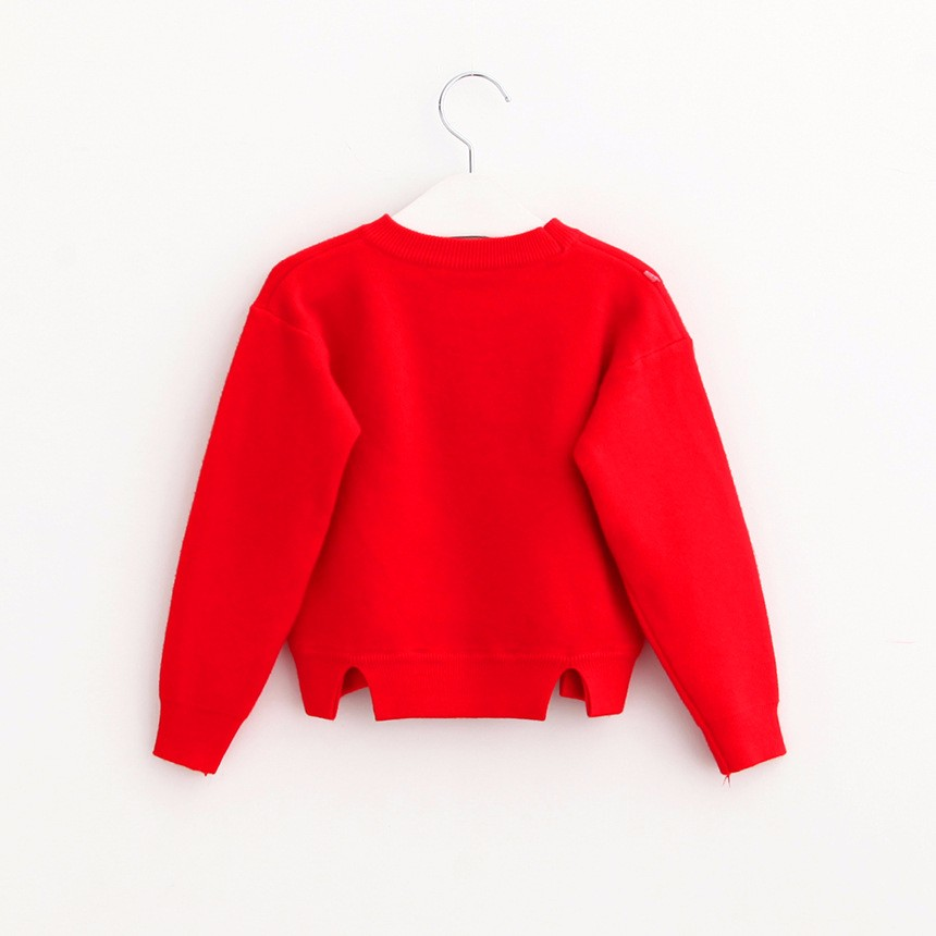 Baby Girl Cotton Sweater (3)
