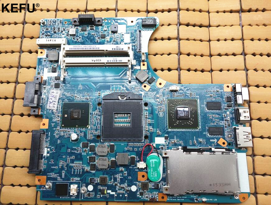 A1794327A A1794324A M961 MBX-224 LAPTOP MOTHERBOARD APTO PARA SONY VPCEA NOTEBOOK PC 1 gb