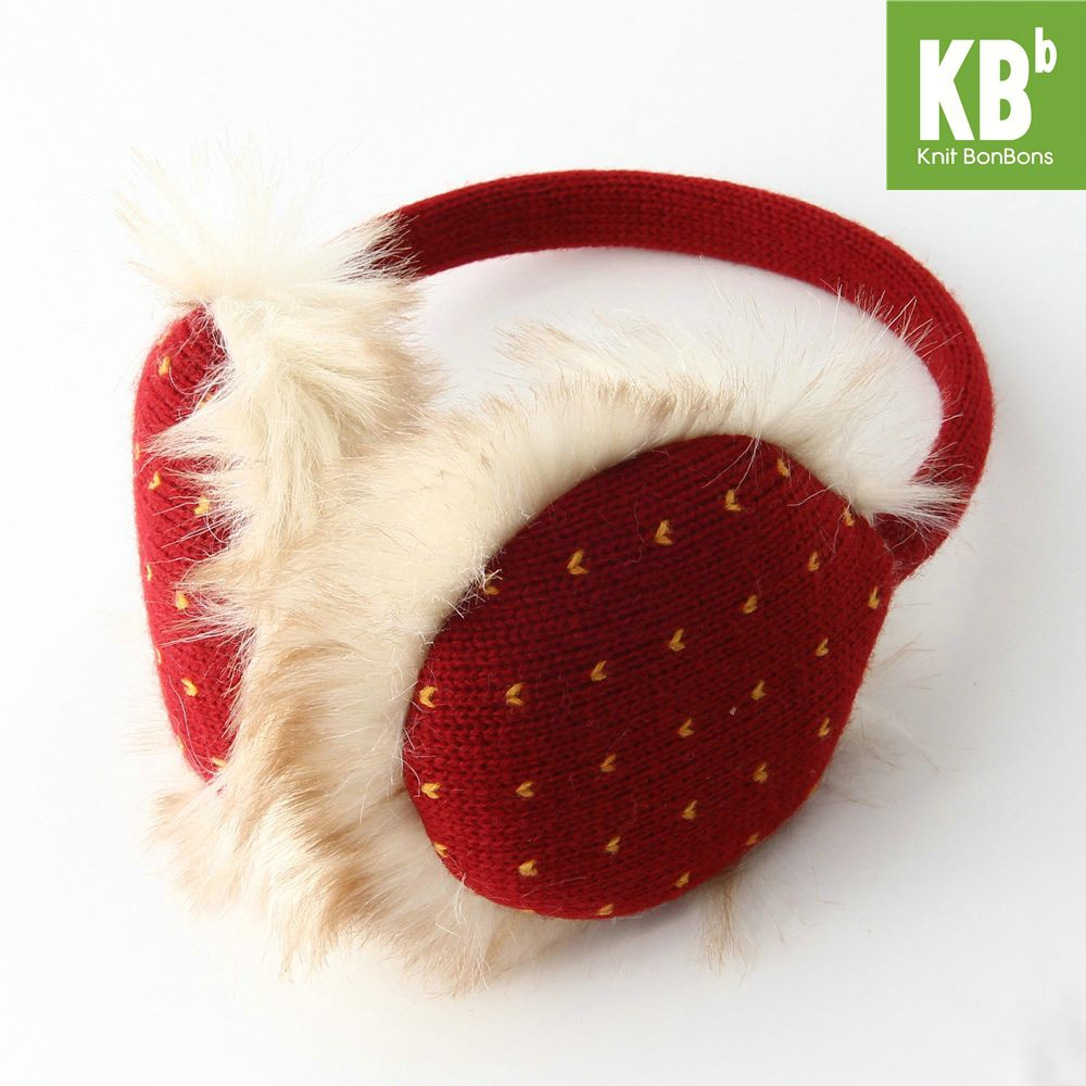 2018 KBB Spring     4 Color  Fashion MP3 Music Headphone Mosaic Dot Children Women Men Knit Warm Winter Earmuffs