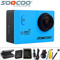 Original SOOCOO C10S Action Camera Wifi Full HD 1080P Sports DV with 12MP 2.0 LCD 170 Degree Wide Lens 30m Waterproof Sport Cam
