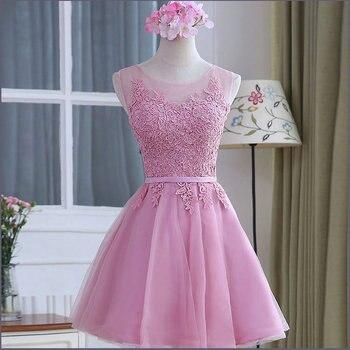 LAMYA Custom Size Elegant Prom Dresses Lace Appliques O-Neck Off The Shoulder Formal Party Dress A Line White vestido de festa 5