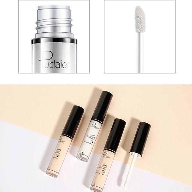 Pudaier Natural Primer Makeup Eyes Base Waterproof Cream  Under Shadow Cosmetic Eyeshadow Base Primer Makeup Moisturzing 1