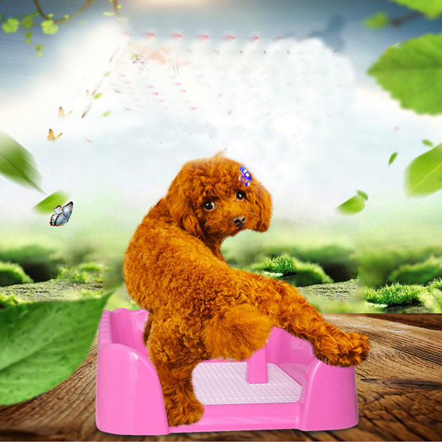 Puppy Toilet Beg Dogs Grooming Urine Cleaning Plastic Dog Houses Pet Clean Product Poep zakjes Hond Pets Supplies 90Z1855