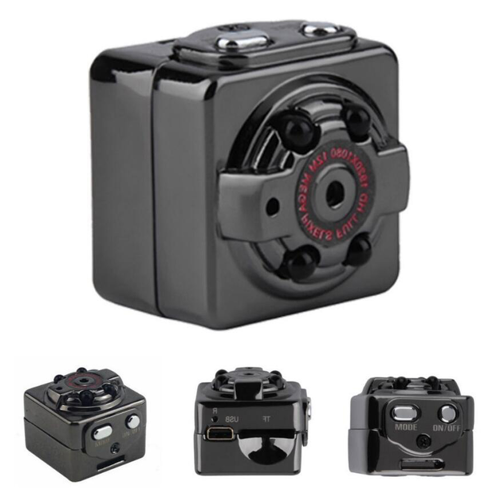 Sport HD 1080P 720P High Efficiency Mini Camera SQ8 DV DVR Video Recorder Infrared Night Vision