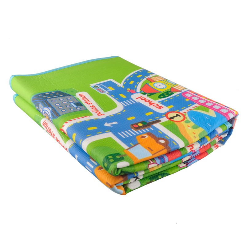 Activity Child Baby Puzzle Play Foam Mats Carpet Rug Blanket Children's Learning Educational Toys Hobbies Carpet Mat for Kids 4