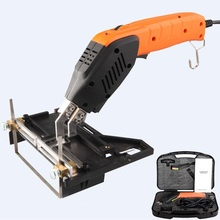 Building Insulation Layer Cutting And Grooving Tool EPS XPS Cutting Grooving Tool Hot Cutter Cooling Electric Knife