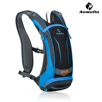 Anmeilu 8L Outdoor Sports Hydration Backpack Hiking Climbing Bag Unisex Cycling Camping Ultralight Travel Bladder Container Bags