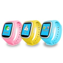 New A6 GPS Tracker Watch For Kids Children Gift Smart Watch with SOS button GSM phone Anti Lost For Android IOS phone PK Q50 Q60