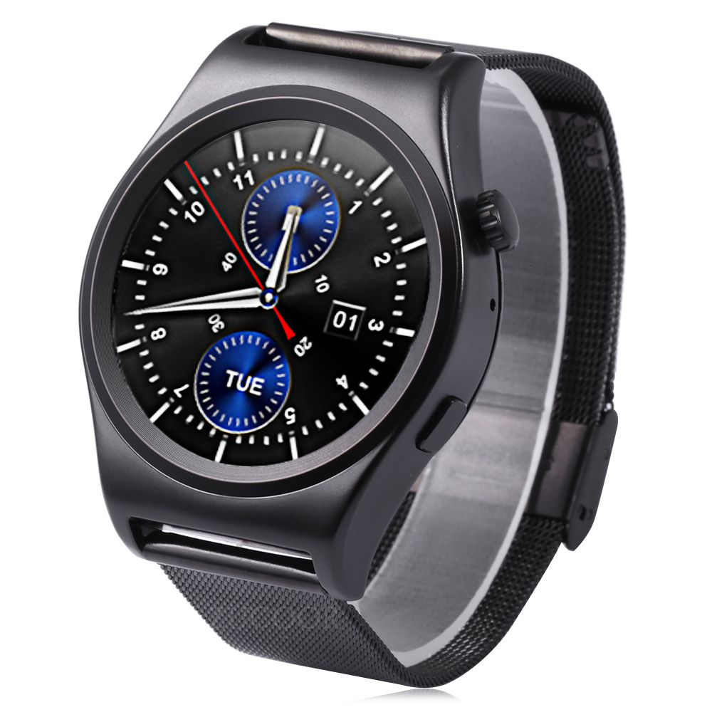 Smart Watch Wristwatch Smartwatch Heart Rate Monitor ZW48 Bluetooth Mp3 Mp4 Player Pedometer Anti-lost For iOS Android Xiaomi dm09 smart watch wristwatch bluetooth 4