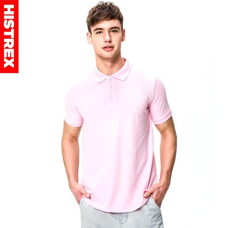 100 Cotton Men   Polo   Shirts Poloshirt Brand High Quality Short Sleeve Pink Wine Blue Grey Red Black Golf Shirt   Polos   Mens T-shirt