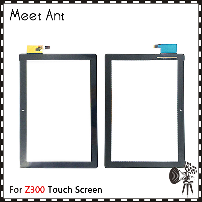 10Pcs/lot High Quality 10.1 For Asus ZenPad 10 ZenPad Z300 <font><b>Z300M</b></font> Touch Screen Digitizer Sensor Front Outer Glass Lens Panel image