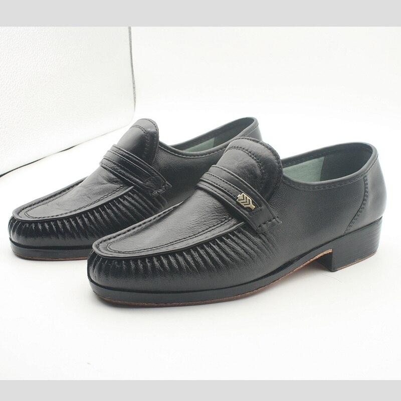 9993d49ed23 MJ Michael Jackson colección clásica Easy Moonwalk baile Punk zapatos de  cuero fiesta Hallowmas regalo en Zapatos de La novedad y de uso especial en  ...