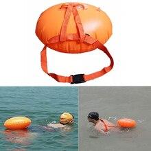 Amalibay Спортивная Безопасность устройство для плавания Детская безопасность плавание ming плавающий надутый буй Флотация для бассейна открытая вода море плавание подушка безопасности