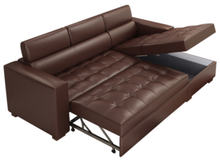 cow real genuine leather sofa bed with storage living room furniture couch/ living room sofa sectional corner modern style