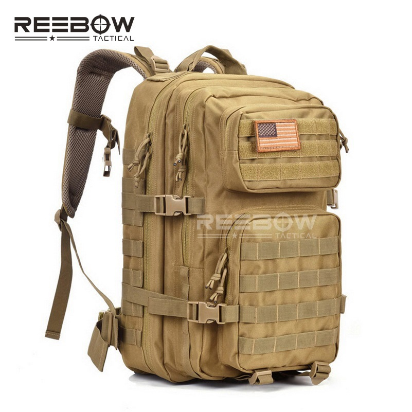 Military Tactical Outdoor Camping Backpack Army 3 Day Assault Sports 3P Waterproof Molle Bug Out Backpack Rucksack Hiking Рюкзак