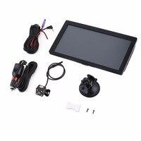 9 Inch LCD Display Car DVR with Dual Recording Camera & Radar Detector 1G+16GB DDR Bluetooth FM Auto Dash Cam Camcorder
